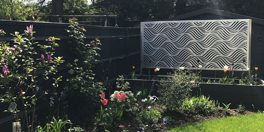 Garden screen Decori